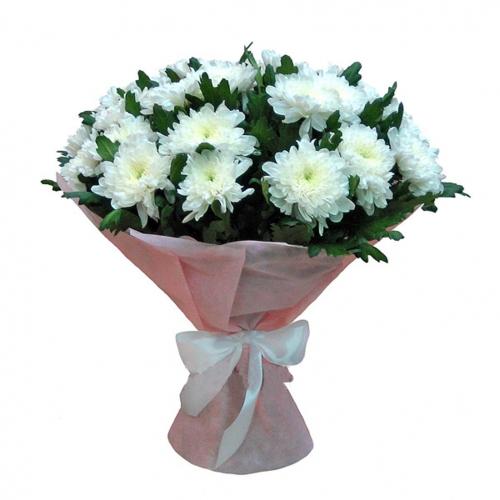 Букет с хризантемой «Антонов».
