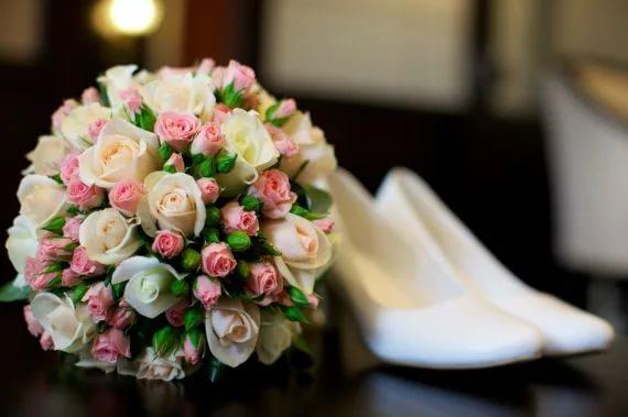 Букет невесты №5